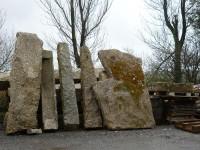 Large Granite Standing Stones